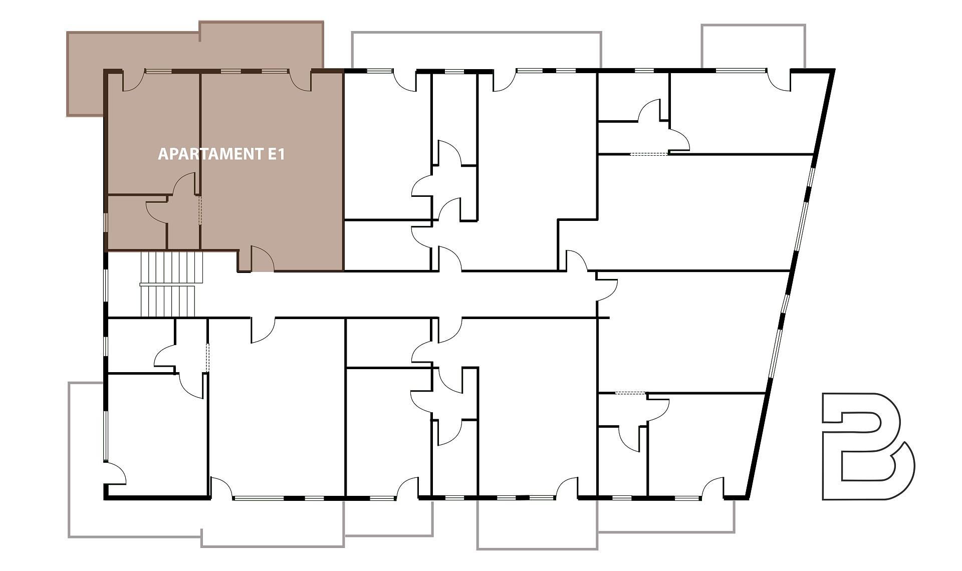 Trace Apartament E1 Targoviste