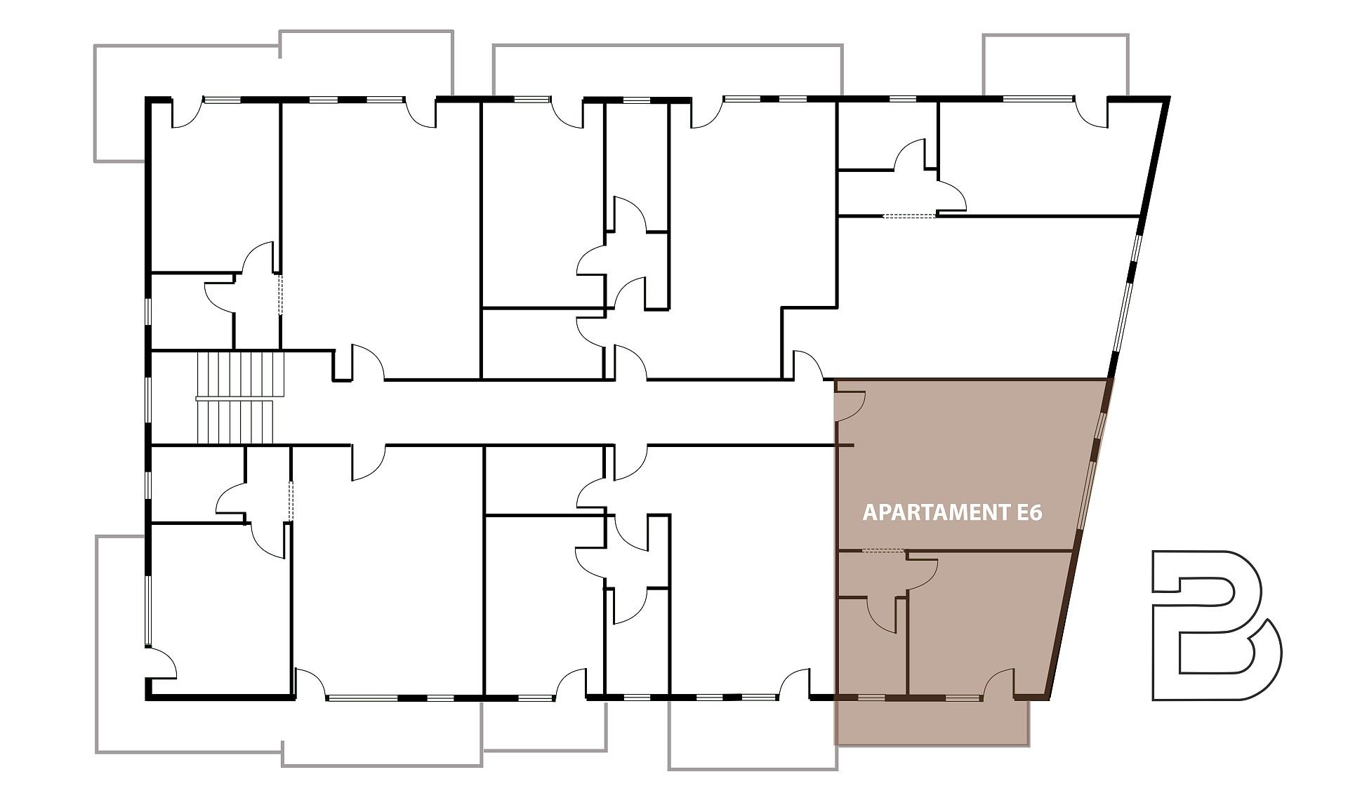 Trace Apartament E6 Targoviste