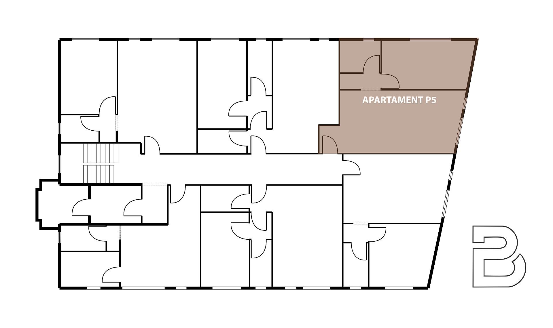Trace Apartament P5 Targoviste