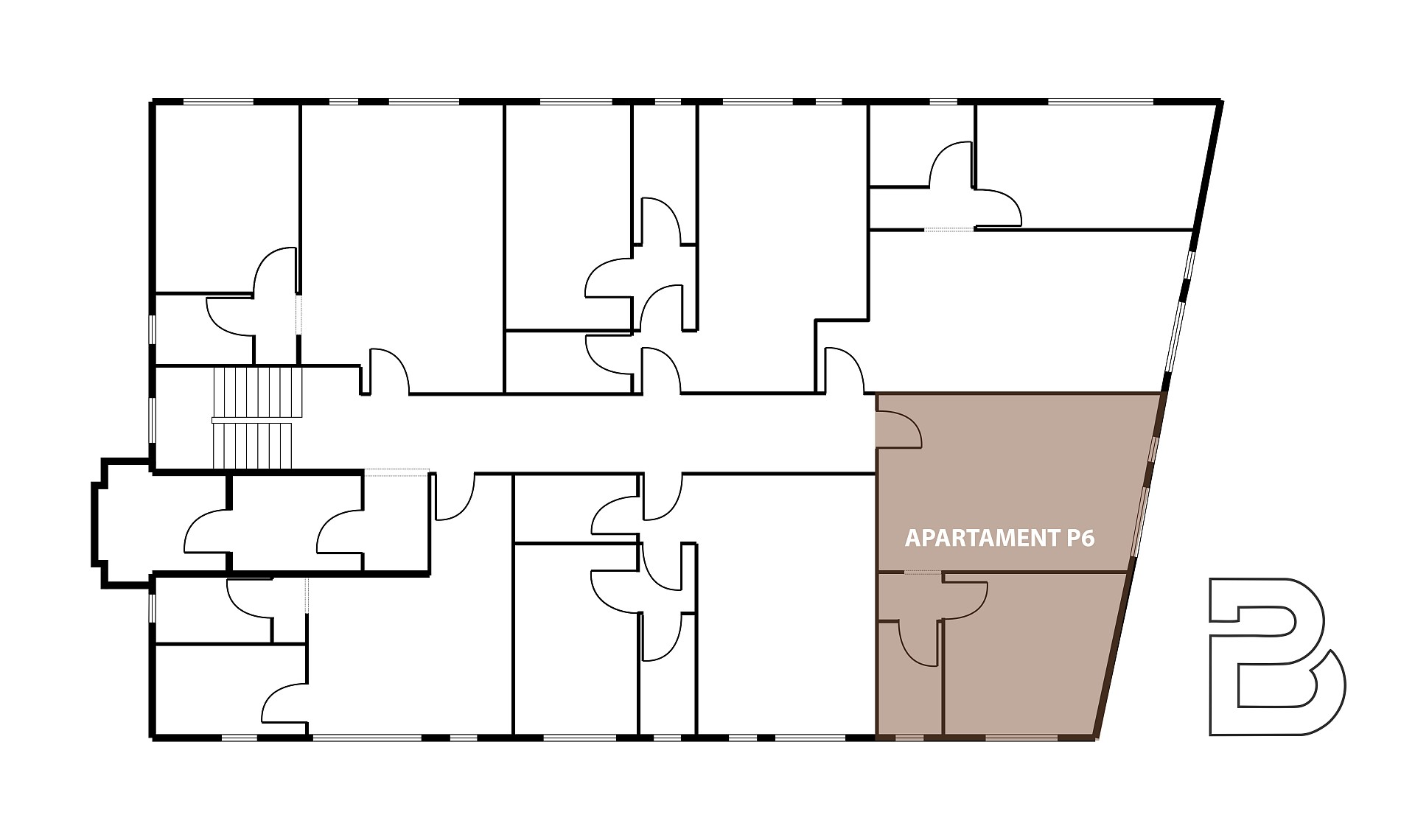 Trace Apartament P6 Targoviste